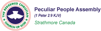 RCGG Strathmore – Peculiar People Assembly